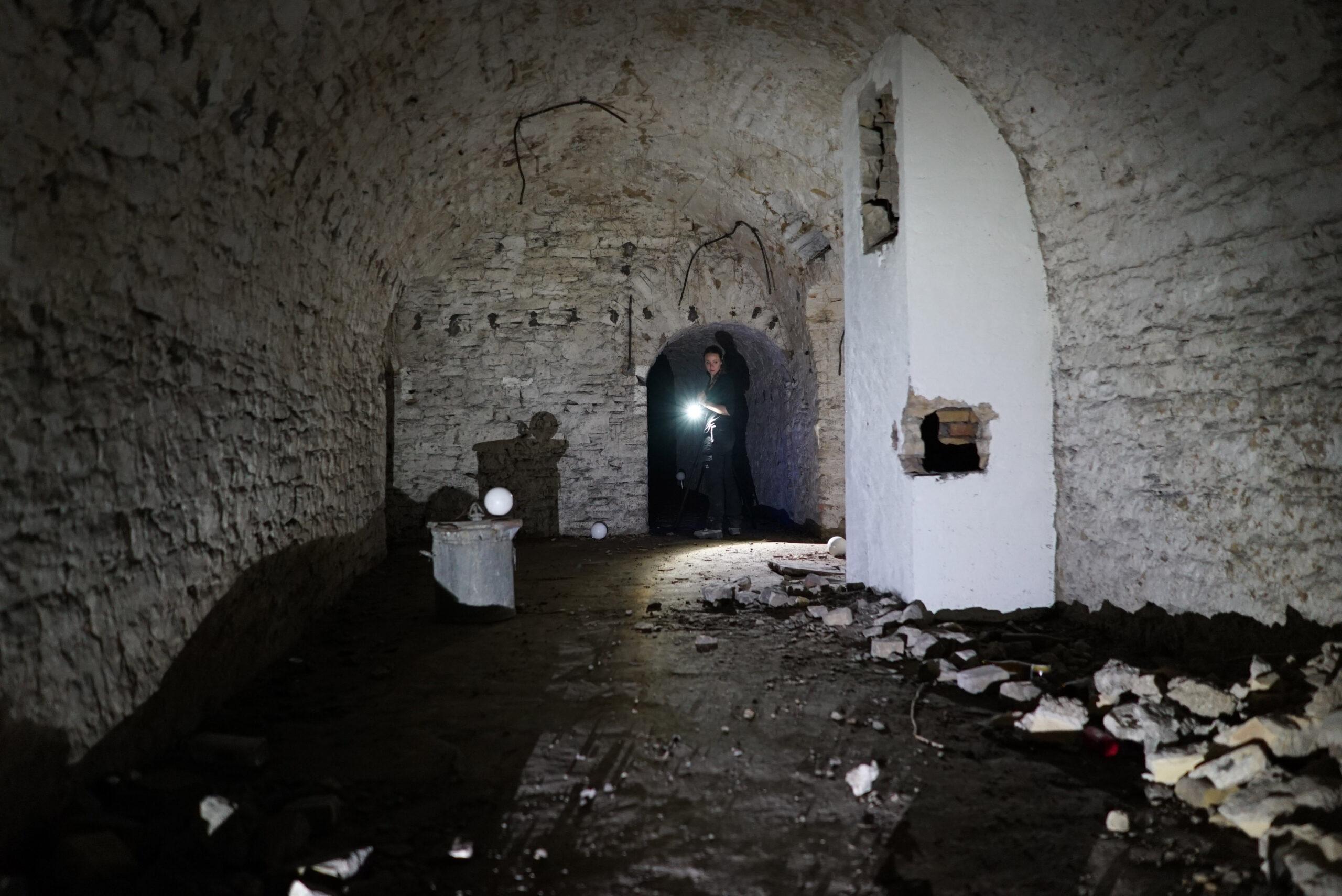 Vermessung Fort Karl
